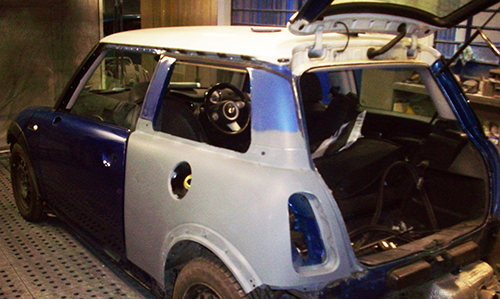 Carrozzeria city car-torino